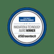 Innovation Technology Award Winner
